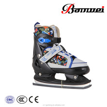 Made in china alibaba manufacturer hot sale BW-902-1 racing ice skates