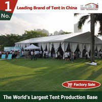 Outdoor White Wedding Tents Well Decorated for Sale from Liri Tent