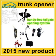 2015 new product electronics 4x4 accessories from factory hands free car trunk opening system