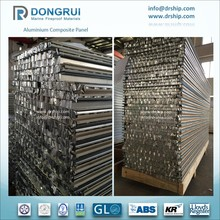 Marine Type A Composite Aluminum Wall Panel