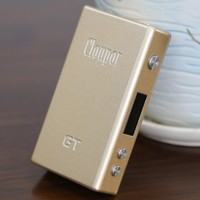 2015 New VV/VW/TC box mod cloupor gt 80w TC Cloupor GT box mod white dragon e-cigarette