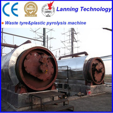 Best quality environmental safety 100% Free installation Advanced technology waste tyre pyrolysis plant
