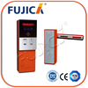 FUJICA RF card reader car parking system with loop detector
