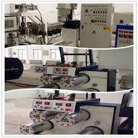 Plastic monofilament yarn making machine plastic extruder machine