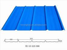 Superior quality Color Coated Galvanized roofing steel sheet
