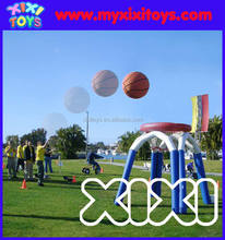 Inflatable Sport Game Basketball Hoop Shooting