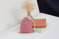 kids hemp bulk printing personalized drawstring bags