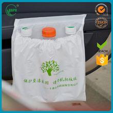 Car trash plastic bag for cars
