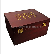 wooden wine box , packaging boxes canton fair 2015