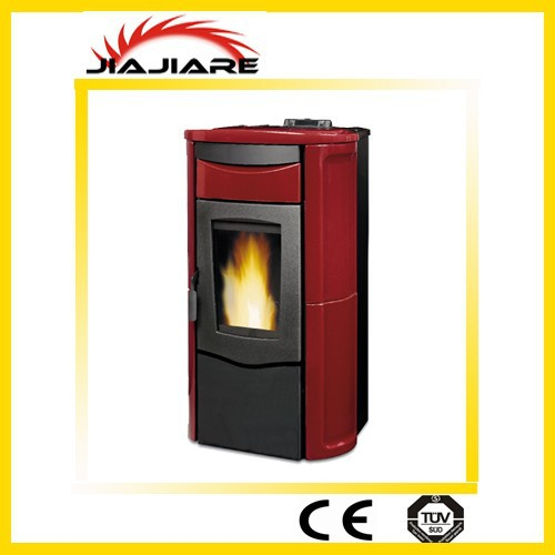 how to start a pellet stove manually