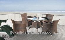 Caliente la venta de muebles de jardín gt-tc02 alemania