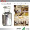 Clear epoxy hardener R-3600 for Stone repairing epoxy /color sand flooring/ epoxy AB glue