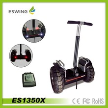 2 wheels electric big wheel motorcycle scooter self-balancing smart balance with CE