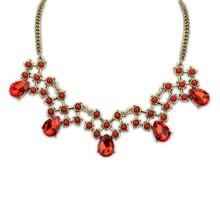 101116 promotion germanium statement necklace