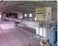 silicone power cable sheathed machine line with good performance