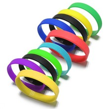 Silicone rubber LED bangles/wristbands/bracelet enjoyed a huge market