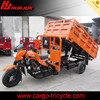hydraulic tricycle