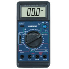 top quality fluke digital multimeter digital multimeter mas830b manual range