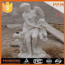 Roman designs carved man famous stone sculpture