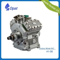 Roof mounted compressor type 12v /24v mini bus air conditioning system for cooling mini bus, van from China factory supplier