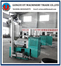 UT6YL-80 High Quality Screw-type Oil Press Machine Fully Automatic Large Capacity Oil Mill Completely New Oil Expeller Hot Sale