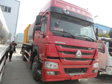 China High Quality HOWO 6X4 Truck Asphalt Slurry Sealer