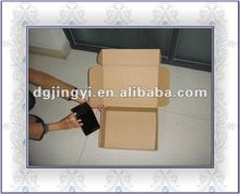 Embalagem diferente caixa de papelão ondulado estilos para venda