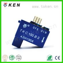Open-loop hall effect current sensor TKC150BS for DC, AC current