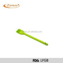concise design Silicone with nylon kitchen ware sets green color