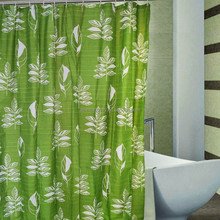 colorful shower curtain home use christmas fabric shower curtains/custom shower curtain/polyester shower curtain fabric