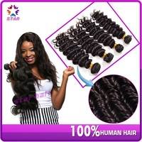 Freeshipping Alibaba online shopping 7A Kinkdy curl Brazilian hair bundles with closure, virgin hair bundles with lace closure