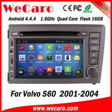 "Wecaro 7"" android 4.4.4 WC-VL7060 car radio for volvo s60 dvd gps navigation 2001 2002 2003 2004"