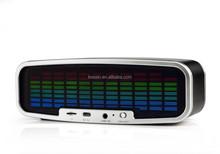 2015 bluetooth portable light speaker bass