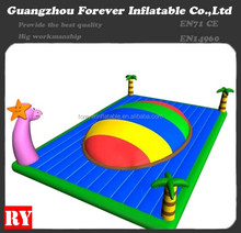 Giant Inflatable Climbing Air Mountain/inflatable Mountain of Air game