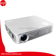 High Quality Home Theater and Business Android 4.4.2 1080p Led 3D Portable Projector