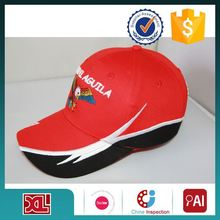 Professional Factory Supply Custom Design clean cut baseball cap from China manufacturer