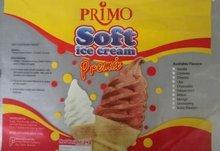 Primo Soft Serve Ice Cream