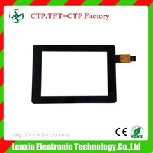 ODM/OEM factory 320x480 dots i2c 3.5 inch capacitive touch screen