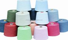 High quality super soft yarn 100% cotton yarn for weaving