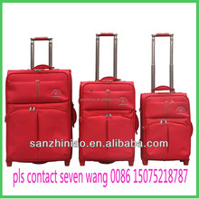 2015 newest EVA trolley luggage made in China