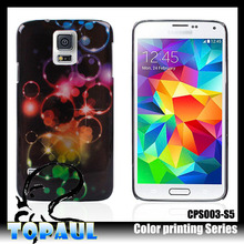 latest Glossy and Patterned design color printing phone case for samsung galaxy s3 mini