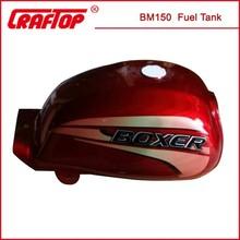 BAJAJ BOXER BM150 motorcycle fuel tank