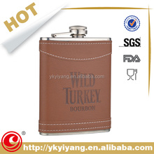 304 metal Professional Factory customized buy hip flask