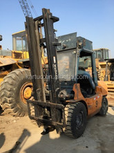Used Toyota 5 Ton Forklift,Japan Toyota Forklift 5 Ton FD50 for Sale
