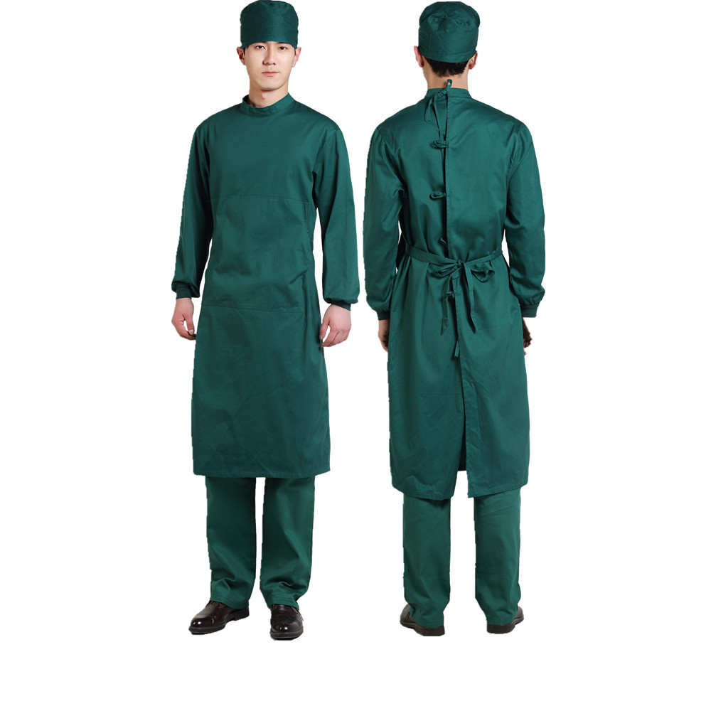 Operating Room Uniforms Green Surgical Gown - Buy Green Surgical ...