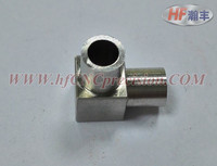 Steel material Customized Pipe kit CNC Precision machining lathe parts