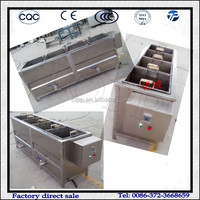 Fruit and Vegetable Blanching Machine for French Fries