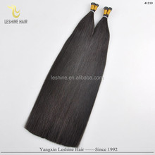 Directly Factory keratin Fusion Wholesale Cheap Remy Virgin professional hair product for salon