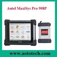 2015 Newest car diagnostic machine Autel Maxisy Pro 908p obd2 scanner coding and flash online