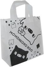 cartoon cute pig pp non woven shopping bag